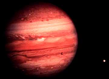 planet jupiter color - photo #13